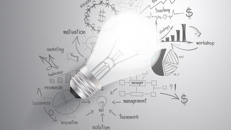 イノベーション,アイデア,テクノロジー