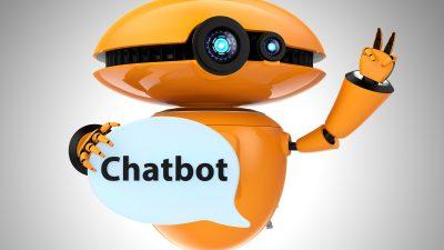 人工知能型チャットボット